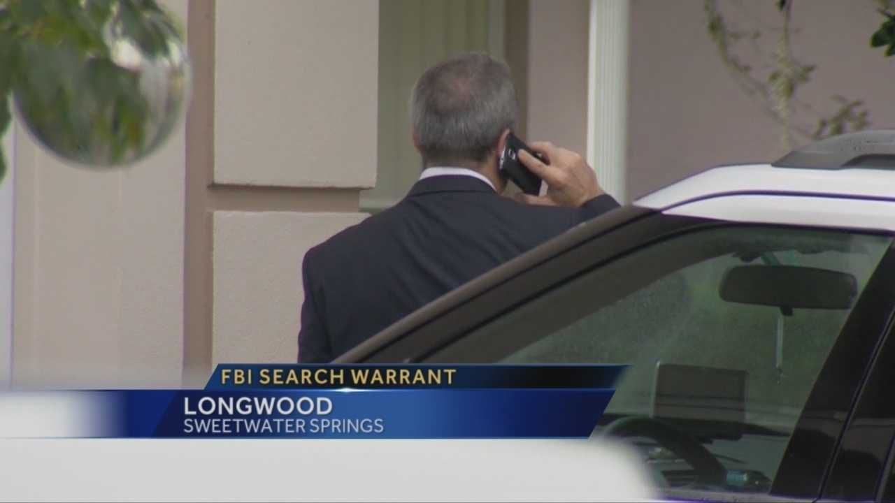 A man was arrested in Longwood following a search conducted by an FBI task force intended to protect children from exploitation and other dangers, officials said Monday. Dave McDaniel (@WESHMcDaniel) has the story.