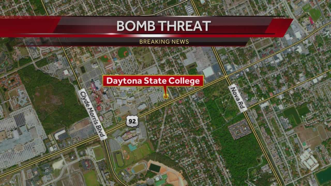 Daytona State College, Daytona Beach Campus has received a specific bomb threat, WESH 2 News has learned. Buildings 200, 210 and 340 are being evacuated, officials said. Classes in these buildings are canceled for Monday night.