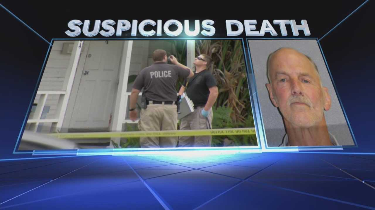 Police are trying to solve the mystery of a man found dead in his Edgewater home. They're calling it suspicious. Claire Metz (@clairemetzwesh) has the latest update.