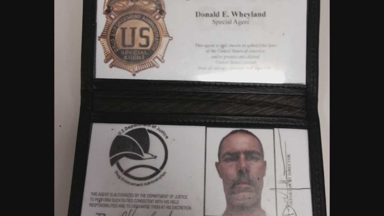 A man who used to patrol local streets is now accused of posing as a federal agent. The former Seminole County deputy has been arrested. Dave McDaniel (@WESHMcDaniel) has the story.