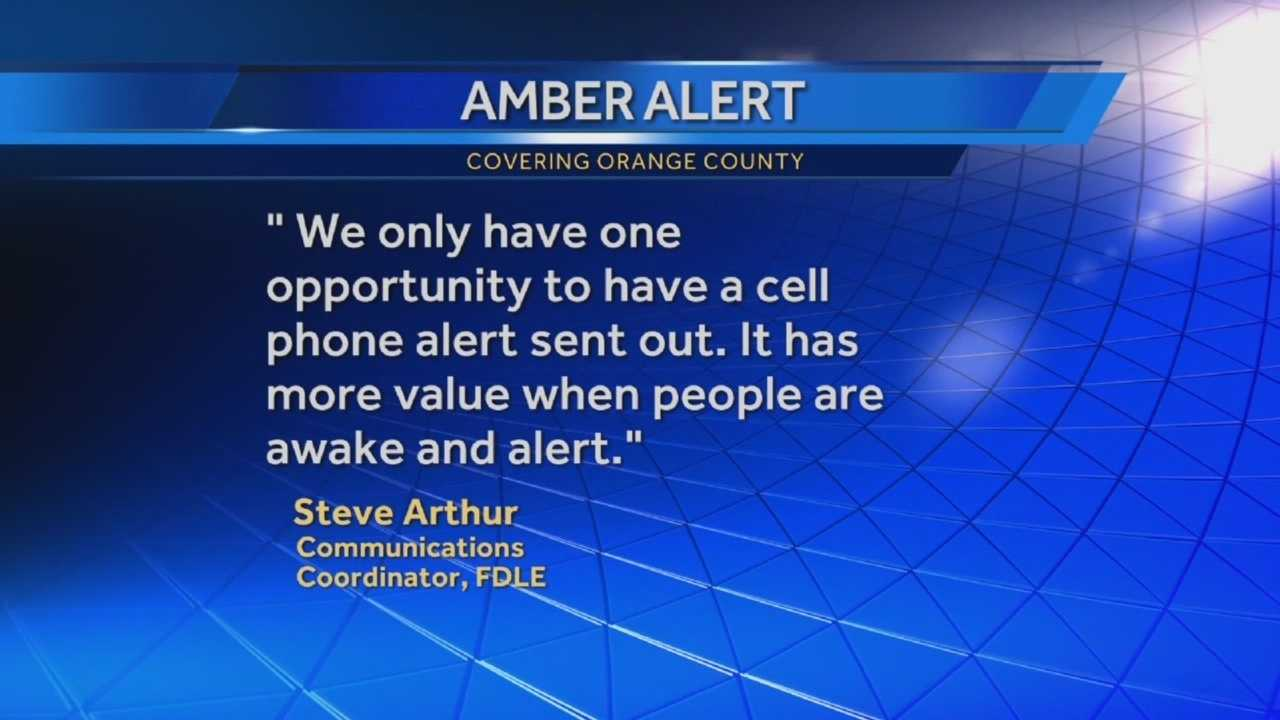 The teen at the center of an Amber Alert is safe. Orlando police said the teen may have been taken against her will, but that she made statements to detectives that she later recanted. Gail Paschall-Brown (@gpbwesh) has the story.