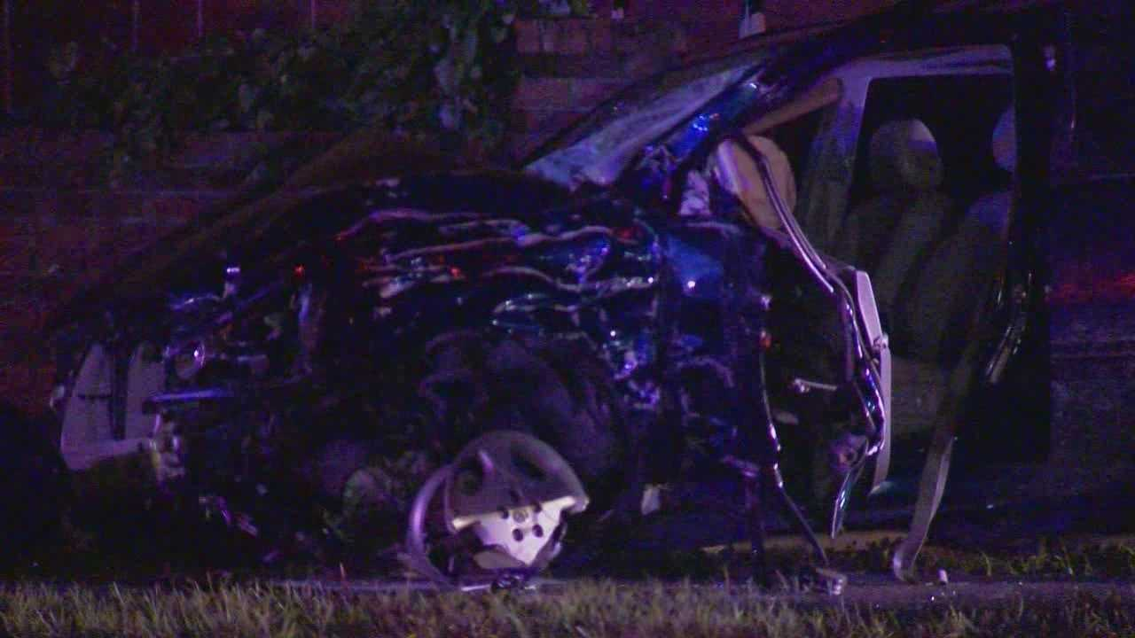 A woman was killed in a crash in east Orange County. Troopers say it's the time of year when deadly wrecks happen all too often. Adrian Whitsett (@AdrianWhitsett) has the story.