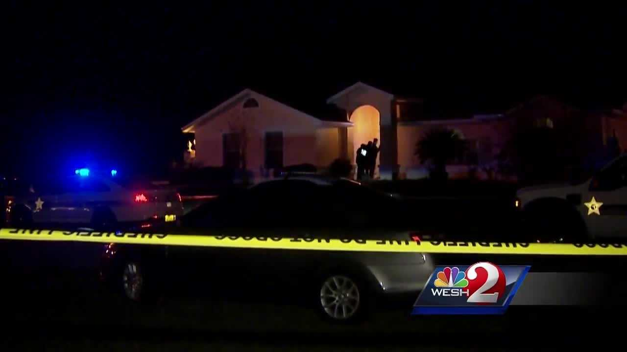Authorities said a dispute over a cab fare led to a fatal deputy-involved shooting in Deltona on Monday evening.