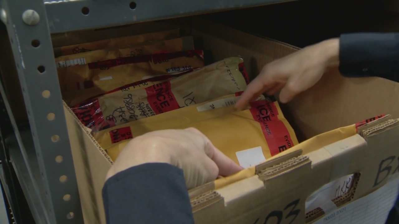 The Florida Department of Law Enforcement says more than 13,000 rape test kits around the state have not been submitted for processing. Managing that backlog could cost the state tens of millions of dollars and take several years. Amanda Ober (@AmandaOberWESH) has the story.