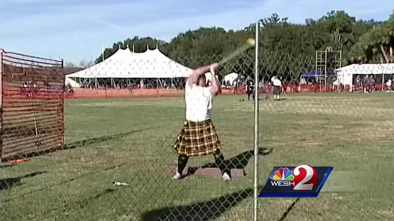 Central Florida Scottish Highlands Games