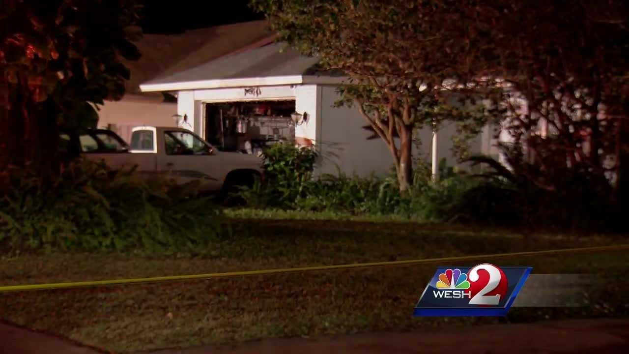 The state fire marshal is working to determine if a space heater may have sparked a fatal fire in Orange County Wednesday morning. A man died in his work shed after it filled with flames. Amanda Ober (@AmandaOberWESH) has the story.
