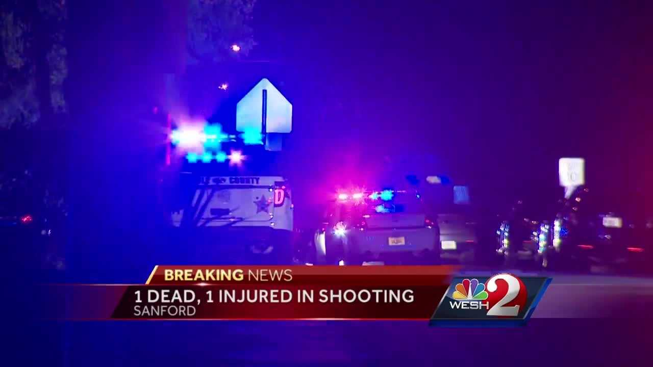 Arrest made in deadly Sanford shooting