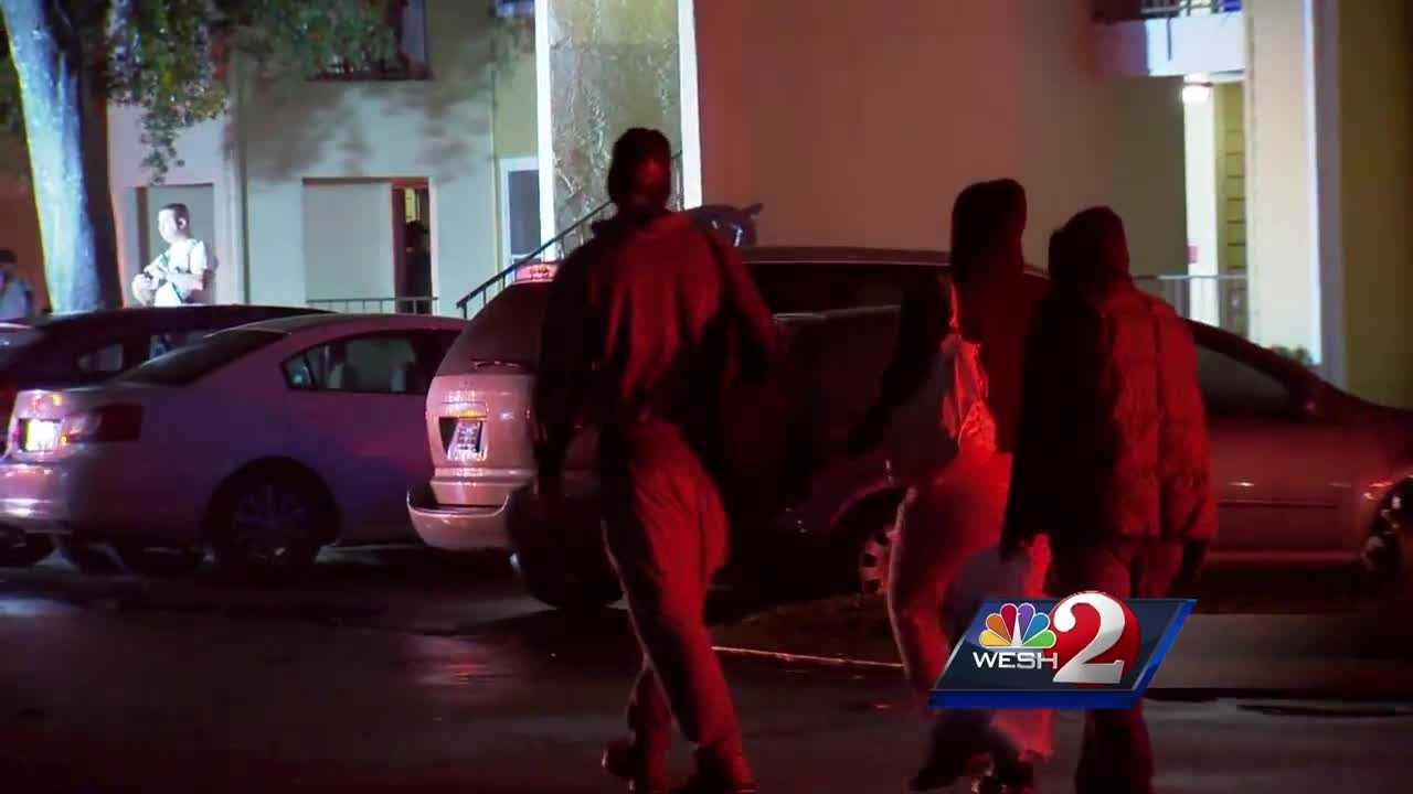 Six people were hospitalized overnight for carbon monoxide poisoning.