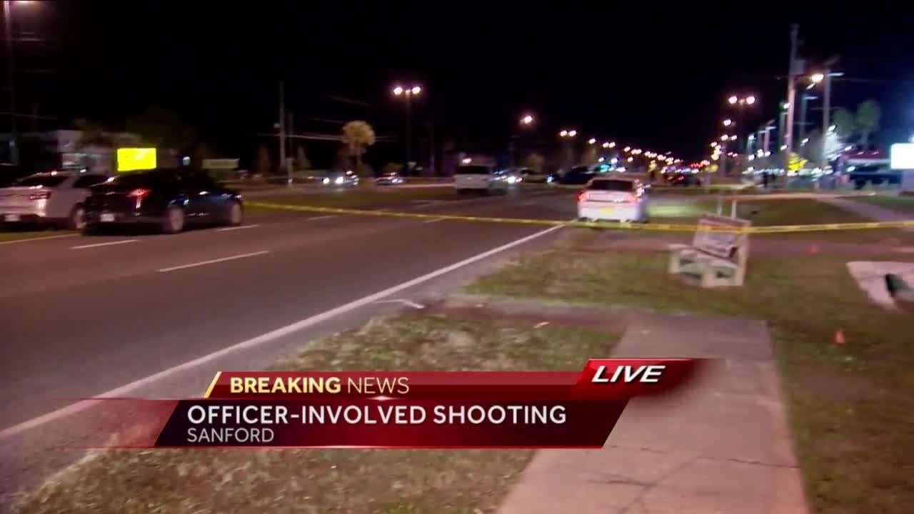 Sanford police are investigating an officer-involved shooting that occurred Friday evening, according to officials. It happened near a Sonny's BBQ at the intersection of Americana Boulevard, according to Seminole County fire officials. Summer Knowles reports.