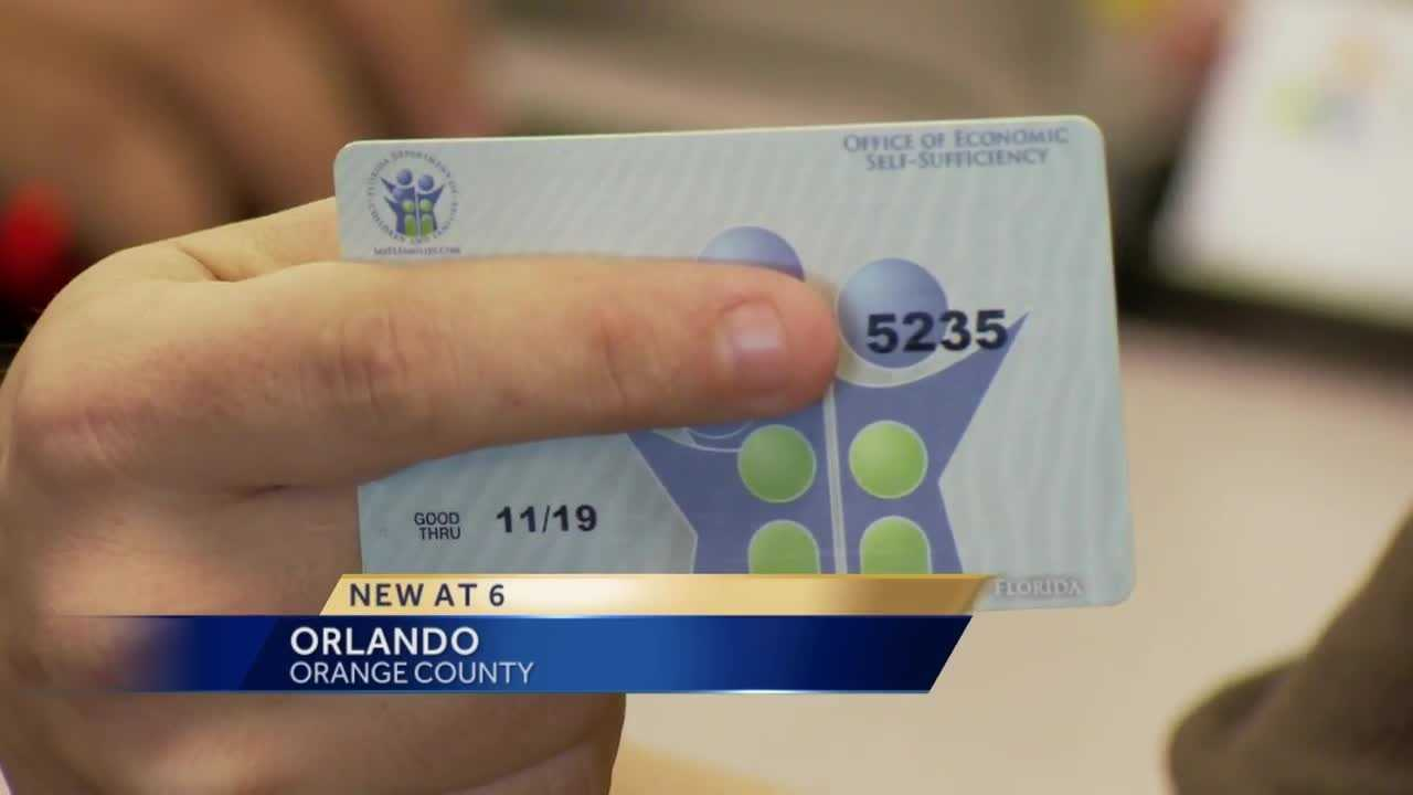 Thousands of people struggling to put food on their tables, are facing an even bigger crisis. Some people will lose access to the benefits of the food stamp program. WESH 2's Greg Fox (@GregFoxWESH) reports, Florida is among the states that require people to work or forfeit their welfare benefits.