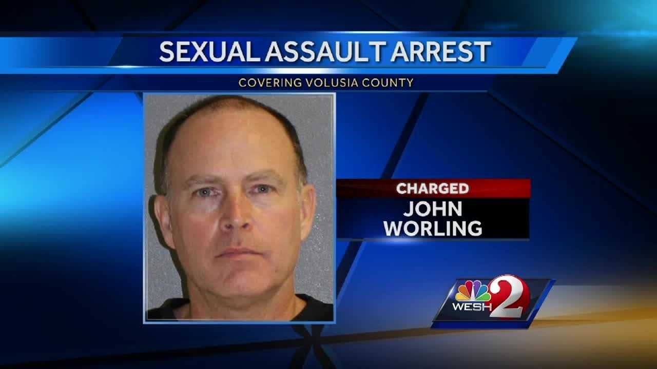 Police in Daytona Beach have arrested a 53-year-old man they say sexually assaulted his 13-year-old neighbor.
