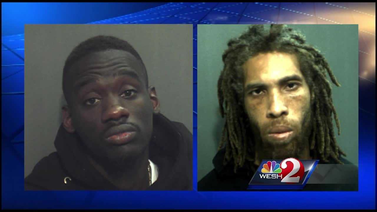 Police say a dangerous duo is off the streets after going on a violent rampage across Orlando this past weekend. Chris Hush (@ChrisHushWESH) has the story.