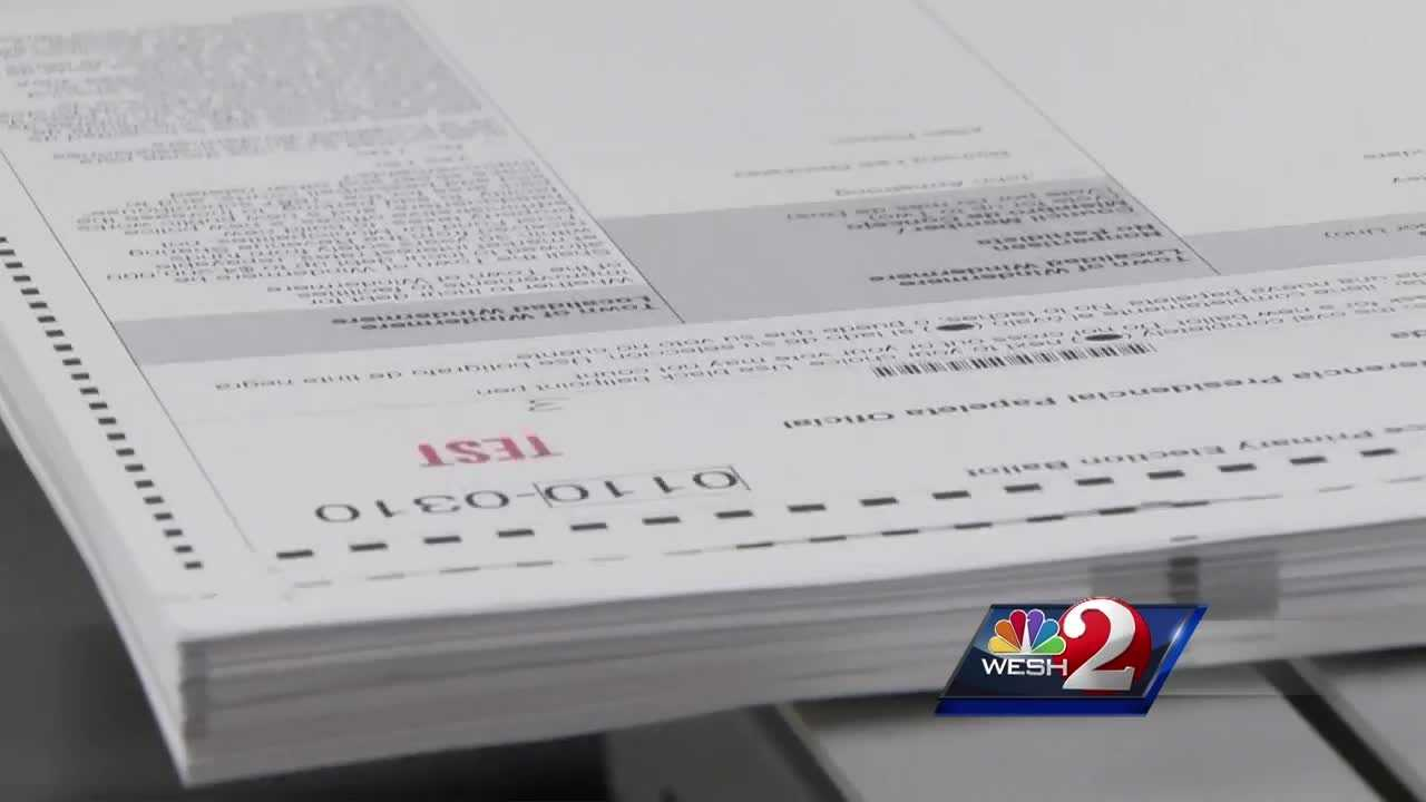 Florida's primary election is less than five weeks away and while some voting has already begun, anyone hoping to register for the first time has just a few days to do so.