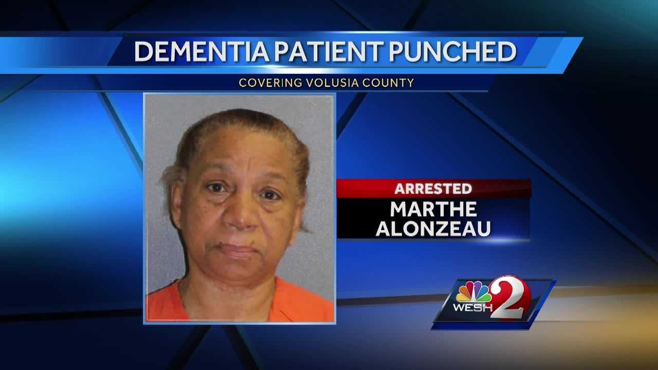 The nurse's assistant accused of attacking a dementia patient is telling WESH 2 News her side of the story. Matt Lupoli reports.