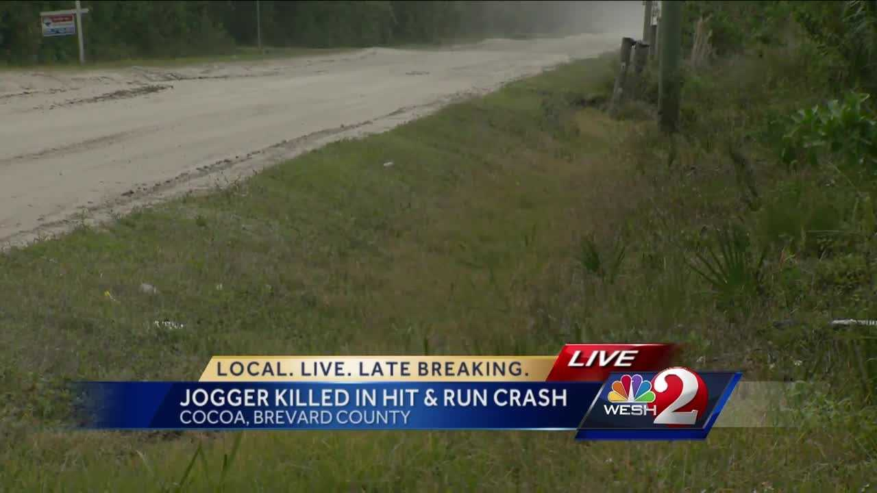 Investigators have found key evidence in a hit-and-run crash that killed a jogger in Cocoa. Dan Billow (@DanBillowWESH) has the latest details.