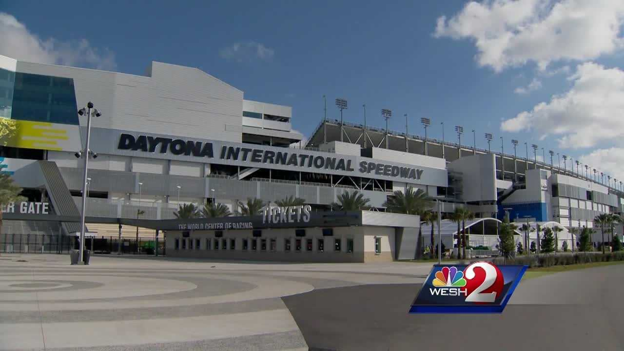 Daytona International Sppedway and NASCAR officials say Sunday's Daytona 500 is sold out for the first time since 2008. As WESH 2 News reporter Claire Metz reports, everyone is pointing to the Daytona Rising project as the big draw.