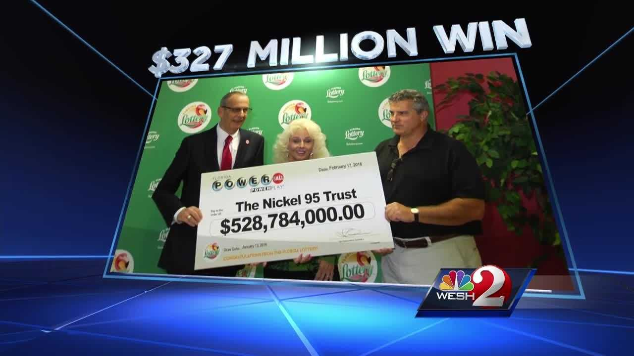A mega mystery in Melbourne Beach about who won a historic jackpot from a huge Powerball jackpot has been put to rest. Matt Lupoli reports.