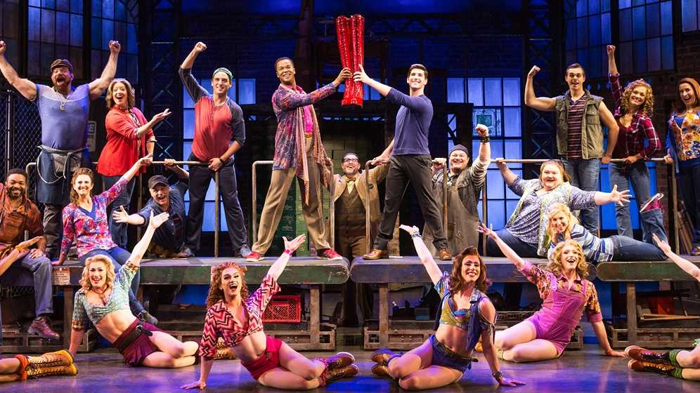 Kinky Boots National Touring Company.