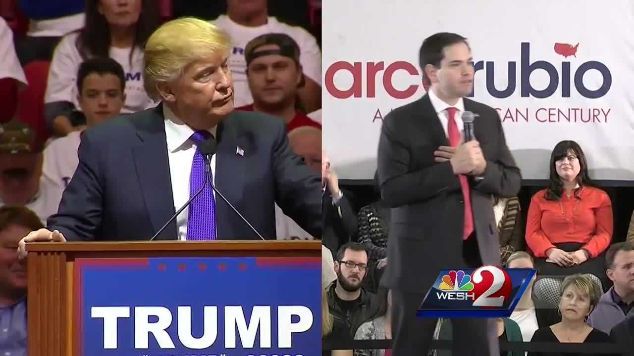 Donald Trump, the front-runner for the Republican presidential nomination, holds a significant lead over Florida Sen. Marco Rubio in the Sunshine State, according to the latest Quinnipiac University poll.