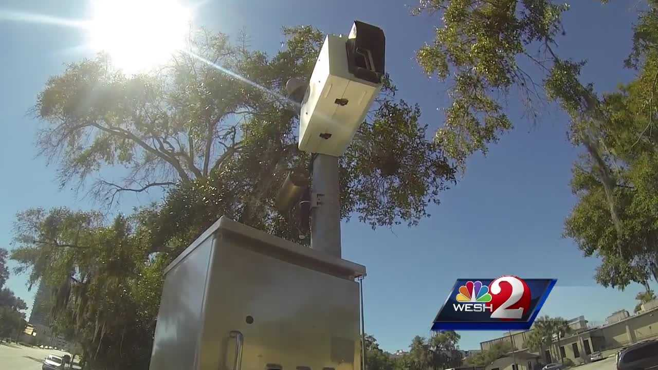 People slapped with red light camera tickets are seeing red after a hearing held Friday. One week after a circuit court ruled that Orlando was not following the law in one red light case, other drivers expected changes to the the program. Instead, WESH 2's Greg Fox shows us, it was business as usual.