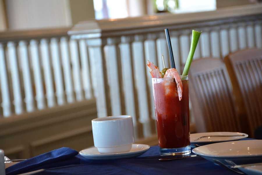 Blood Mary at Narcoossee's