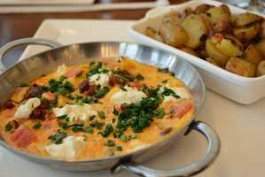 Chef's Fritatta at the California Grill