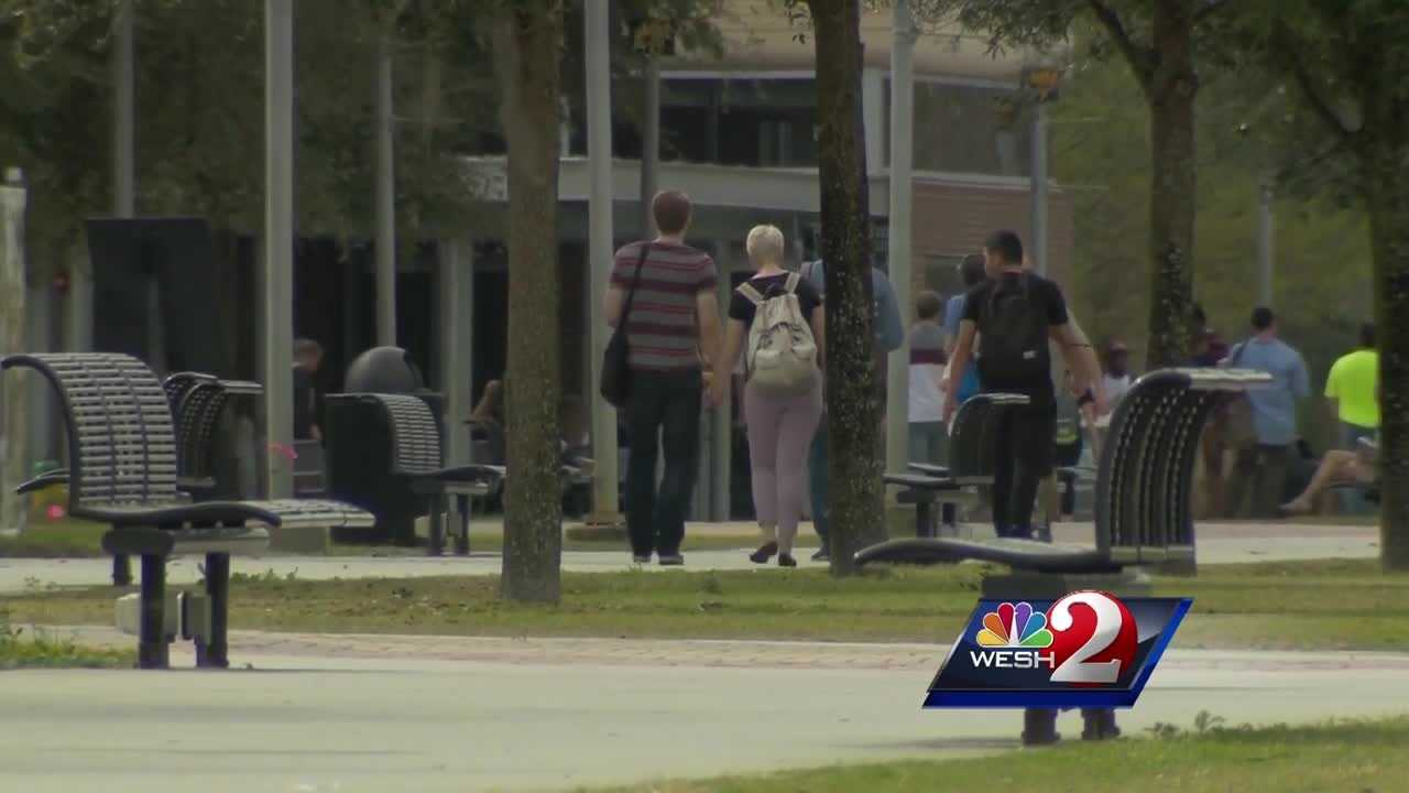 After a massive security breach, a forum on identity theft at the University of Central Florida drew less than a dozen attendees. WESH 2 News Reporter Amanda Ober has the story.