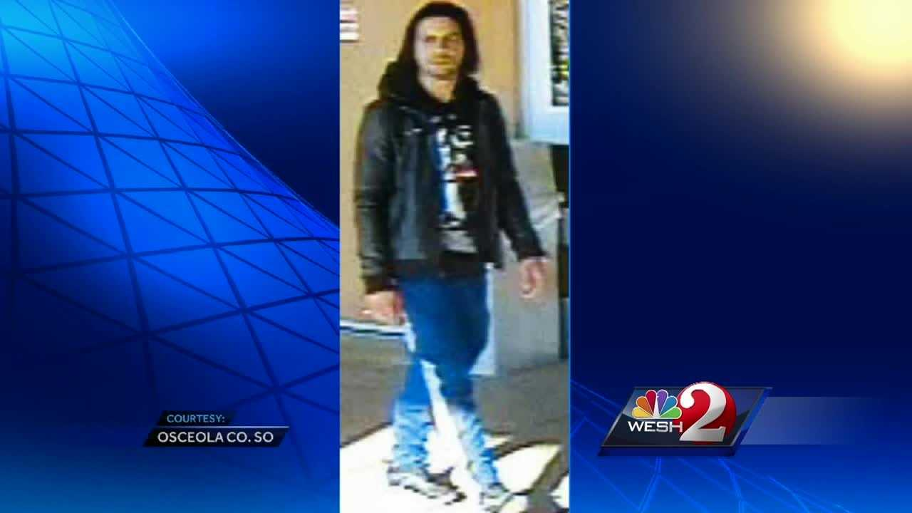Authorities are hoping new photos lead to the arrest of a man who held up a mini-golf course in Kissimmee on Sunday.