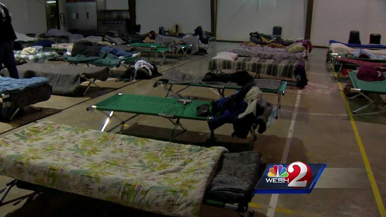 The Volusia County Council held a mini-budget workshop to discuss spending to help the homeless. Gail Paschall-Brown (@gpbwesh) has the story.