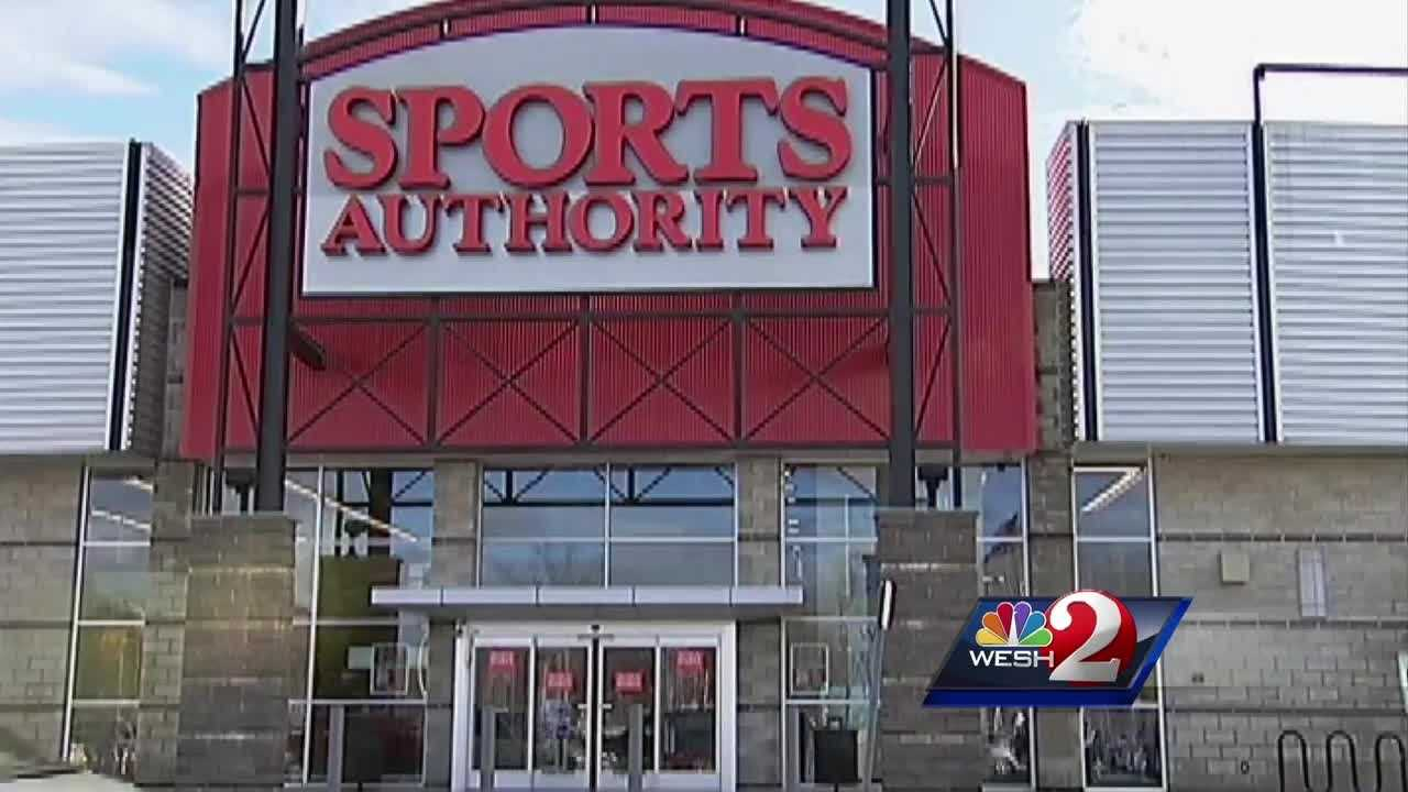 Sports Authority filed for bankruptcy early Wednesday and said it will close 140 stores, nearly a third of its total.