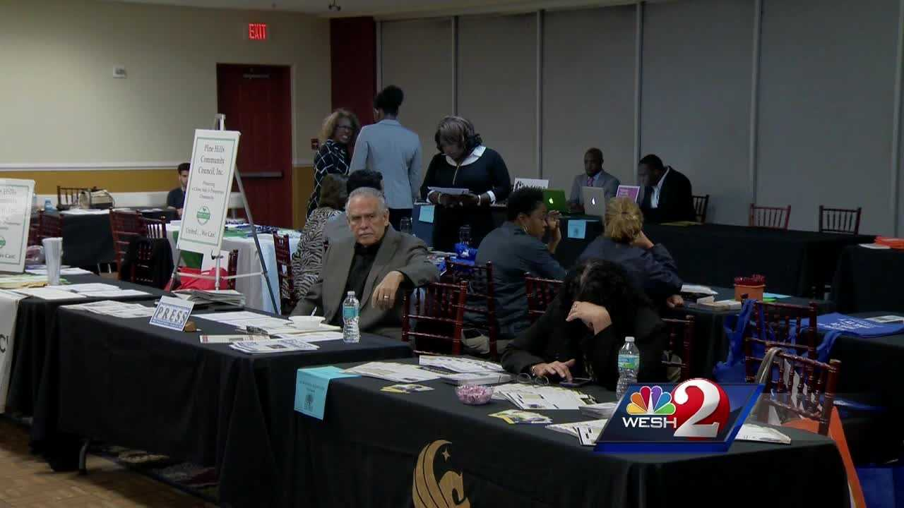 A business and resource fair in the Pine Hills Community is focused on making the community the best it can be. It's all part of the Pine Hills Neighborhood Improvement District WESH 2 News Reporter Gail Paschall-Brown has the story.