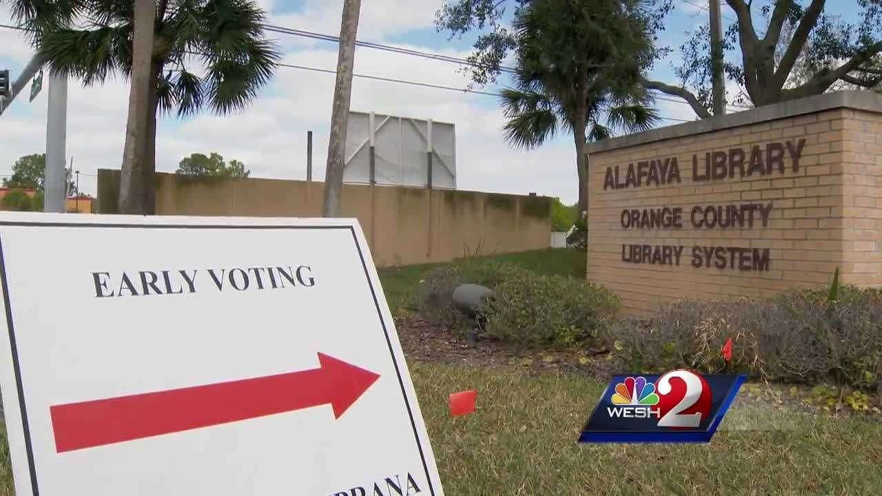 Florida's presidential primary election is one week away, but early numbers show time is running out for candidates to reach voters. Early and absentee voting is surging well past the numbers reached in 2008.