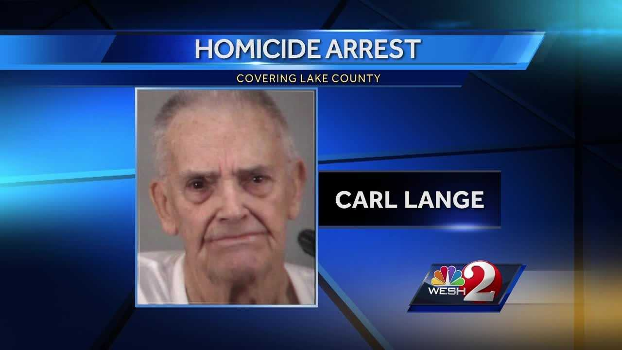 An 89-year-old man is in jail, accused of murdering his 88-year-old companion. Police in Tavares said he made a murder-suicide pact with a woman, then killed her. Chris Hush (@ChrisHushWESH) has the story.
