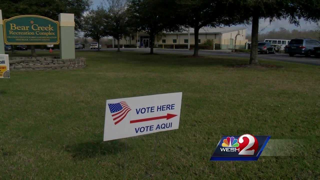 Ballot shortages at a dozen Orange County polling places have caused the Orange County election supervisor to ask Gov. Rick Scott to extend voting by an hour at precincts potentially affected by the problem. Bob Kealing (@bobkealingwesh) has the story.