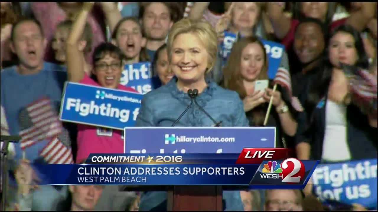 Hillary Clinton scored significant win in Tuesday's primaries, spreading the gap between her and Vermont Sen. Bernie Sanders.