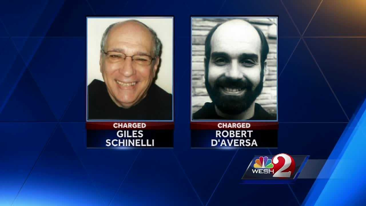 Two local religious leaders are facing charges in a child sex-abuse scandal in Pennsylvania. WESH 2 News Reporter Bob Kealing has the story.