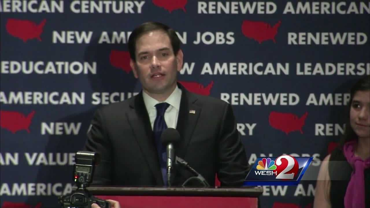 After a devastating loss in his home state's Republican Presidential primary, Marco Rubio suspended his bid for the White House, leaving his supporters asking what's next for Florida's senator.