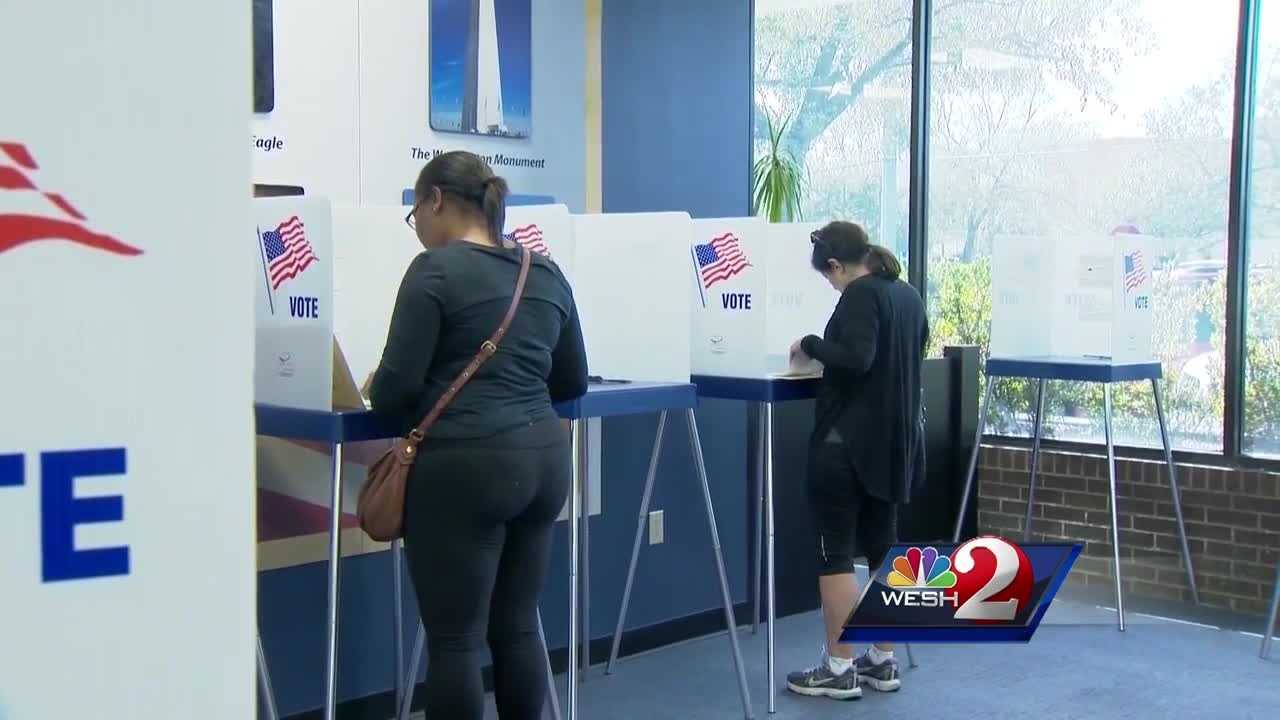 After running short on ballots at a dozen polling places Tuesday and then issuing hundreds of worthless checks to poll workers, the Orange County Supervisor of Elections will be glad to see this week come to an end.