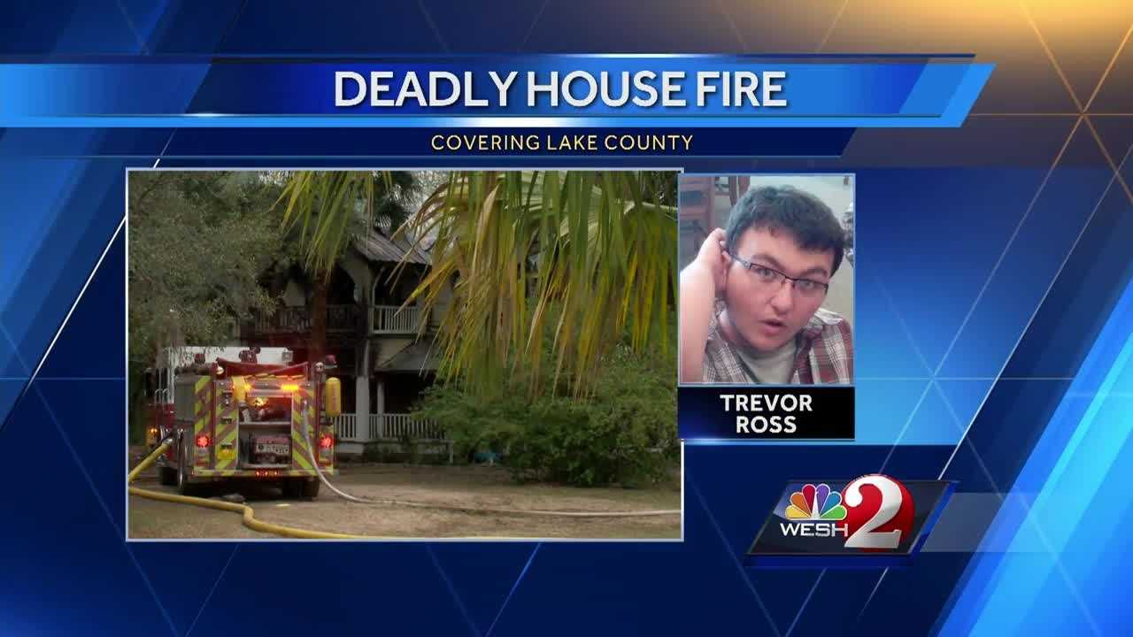New details have been released in a Lake County house fire that killed a teenager. The community is remembering Trevor Ross, 17. Matt Lupoli has the story.