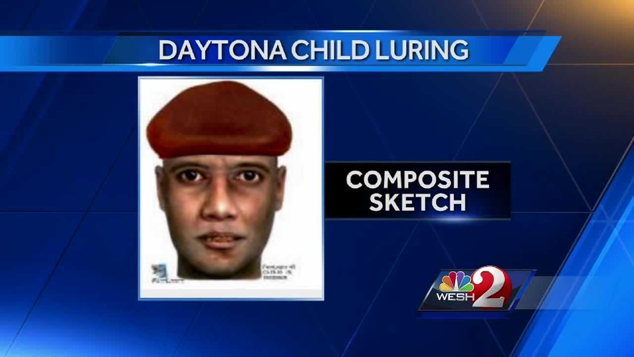 Daytona Beach police are looking for a man they say tried to lure a teen to his car over the weekend. Claire Metz (@clairemetzwesh) has the latest update.