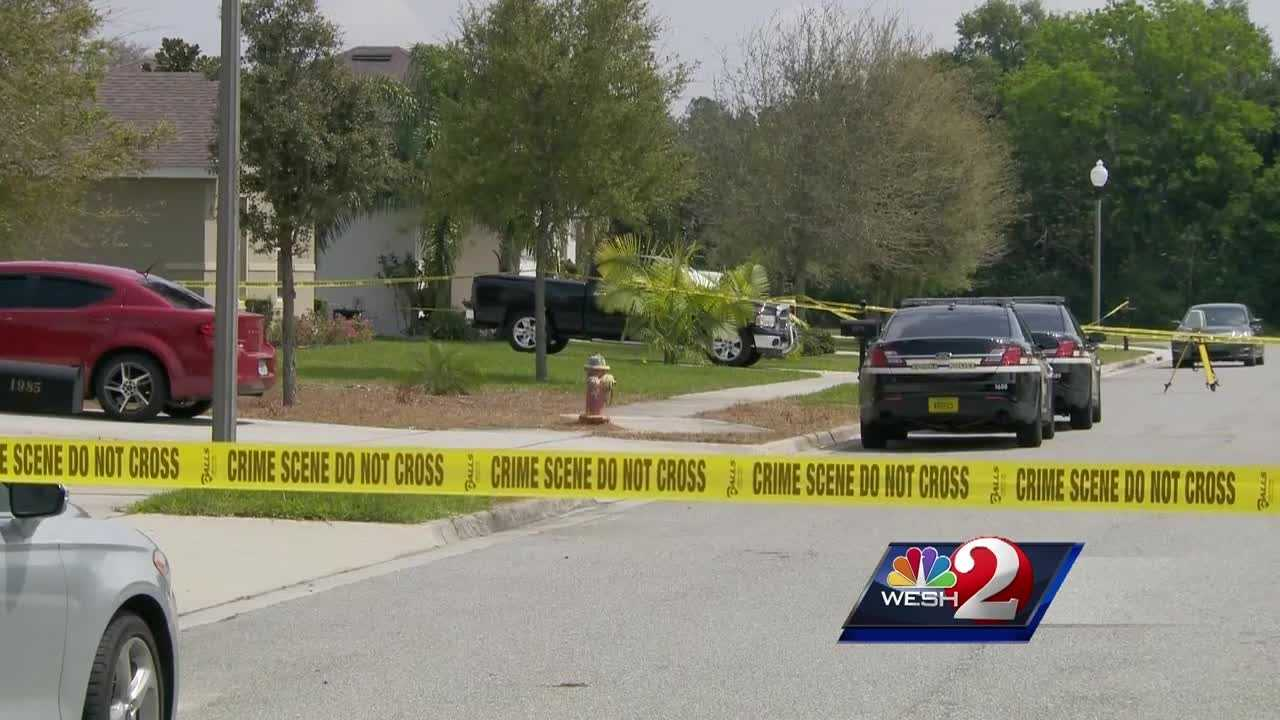 A shooting in Apopka on Saturday morning led to a police investigation miles from the city on the Western Beltway.