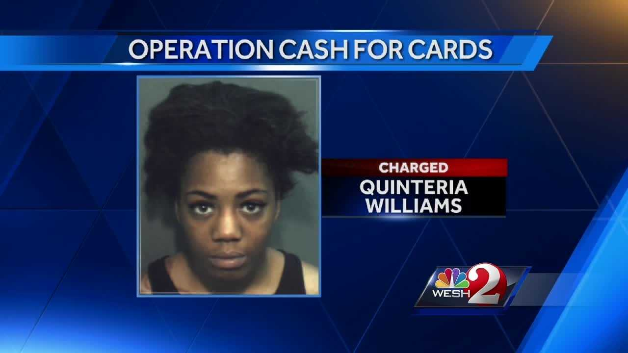 Two Orlando residents are accused of scheming nearly $200,000 away from people who need it. Officials say it was a complex plot, requiring stolen identities and a lot of paperwork. Gail Paschall-Brown (@gpbwesh) has the story.