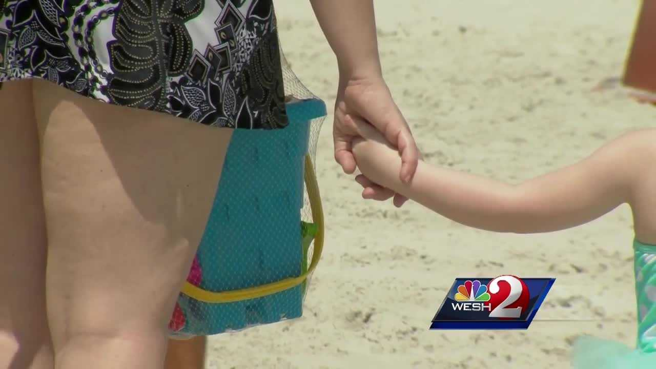 Police officers may not be dealing with young people's rowdy behavior, but there are still some problems when it comes to children. Typically, between 200 and 300 children get lost on Volusia County beaches every year. Claire Metz (@clairemetzwesh) has the story.