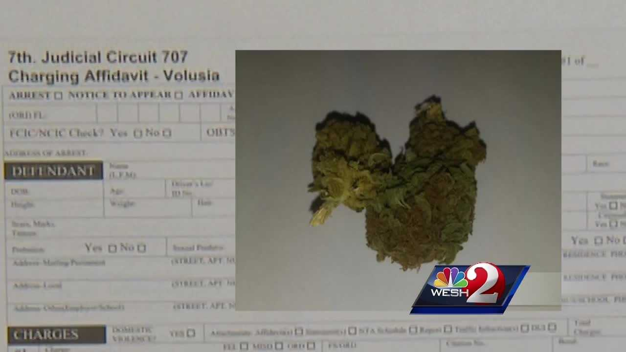 Starting Friday, people caught possessing marijuana in Volusia County will face lesser punishment.