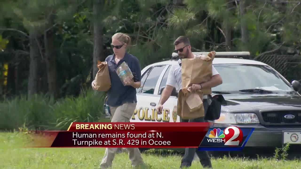 An investigation is underway after human remains were found in Ocoee Friday, according to the Orlando Police Department. Gail Paschall-Brown has the latest update.