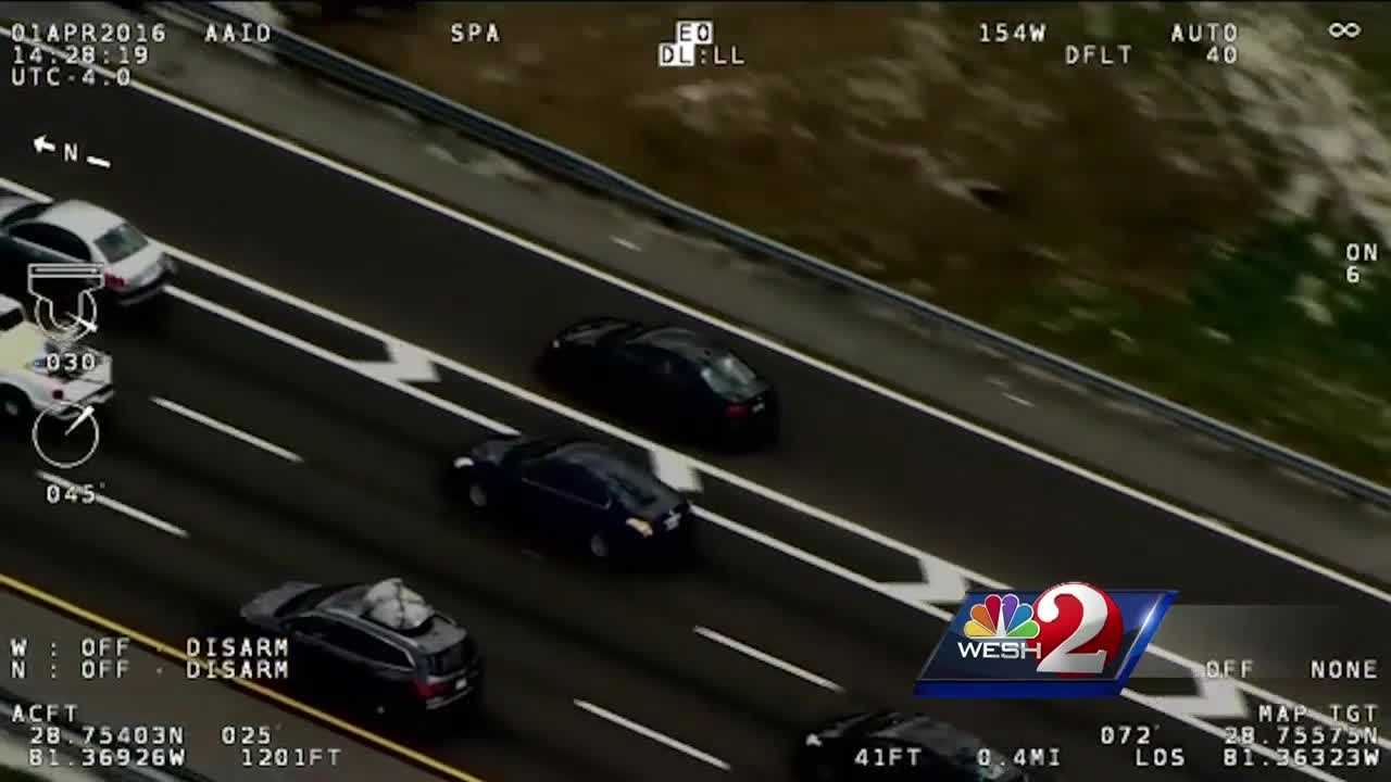 If you were on I-4 this weekend, you probably noticed a lot of troopers and deputies with radar blazing, and you may have found out the hard way that they were cracking down on speeders, giving out a lot of tickets. Dave McDaniel (@WESHMcDaniel) has the story.