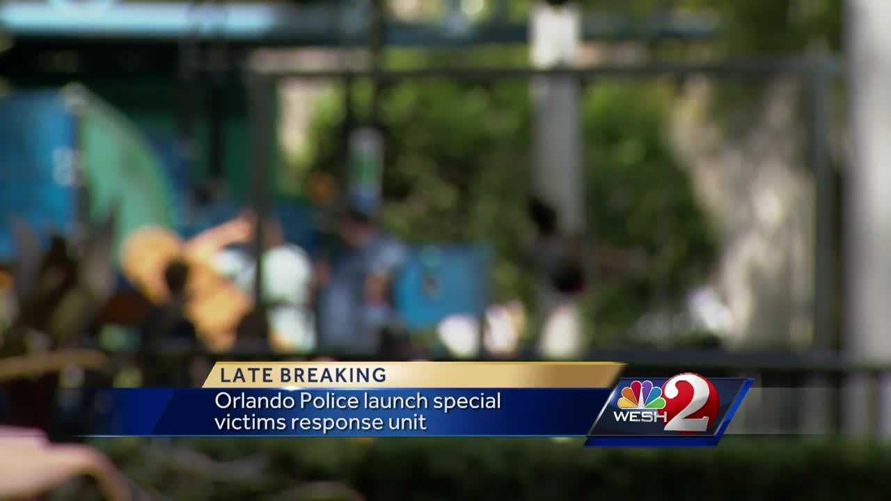Orlando police are launching a new special victims response unit to deal specifically with crimes against children and sex assault cases. Bob Kealing (@bobkealingwesh) has the story.
