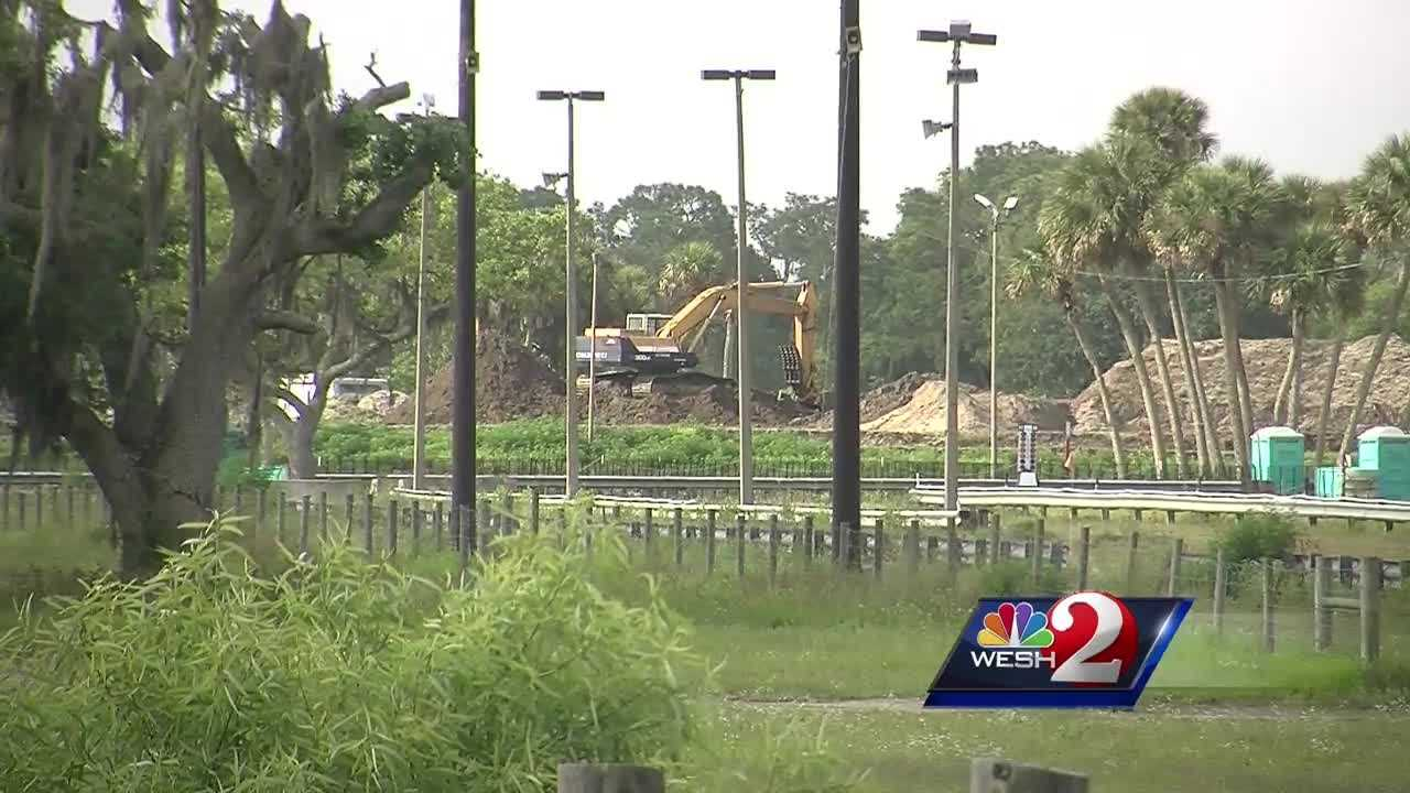 Brevard County deputies are trying to confirm whether they've found a human skeleton in Melbourne and find out how it got there.
