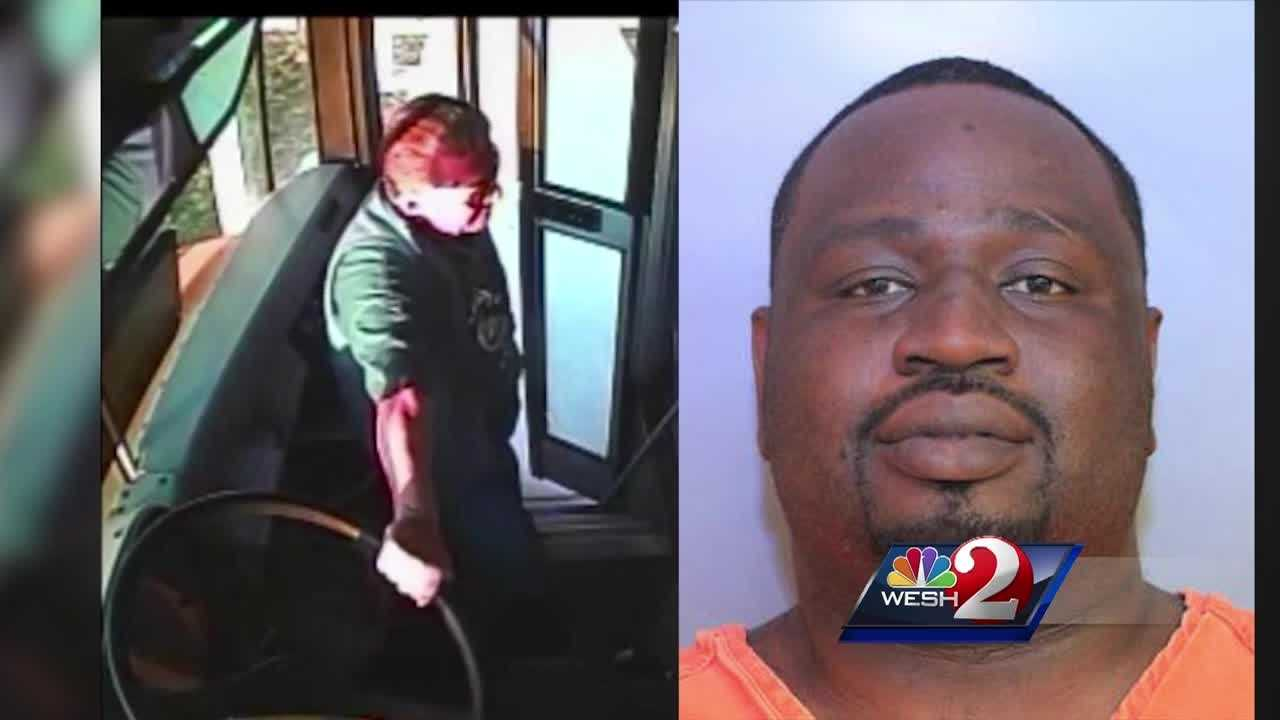 Authorities in Polk County said an elementary school's dean of students failed to report the child abuse for which a school bus driver was arrested last week. Michelle Imperato has the story.