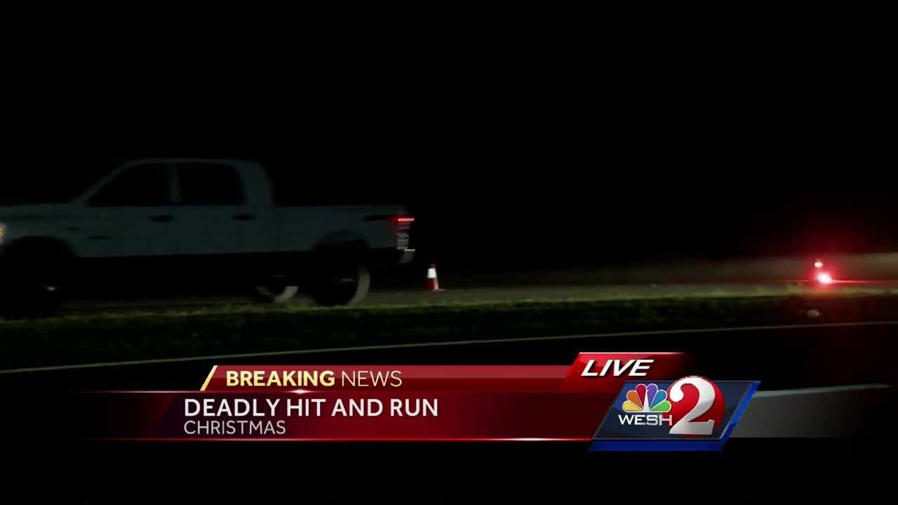 Troopers are investigating after a deadly hit-and-run crash on S.R. 50 and S.R. 520, officials told WESH 2 News. Summer Knowles reports.